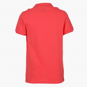 Posh Polo Neck T-shirt