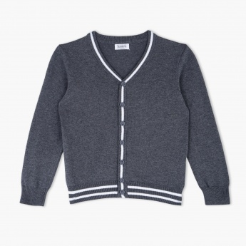 Juniors Long Sleeves Knitted sweater