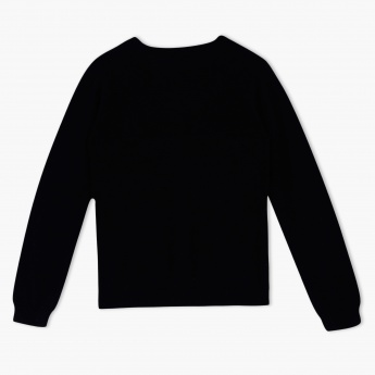 Juniors Knitted Sweater