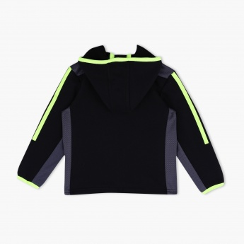 Juniors Hooded Sweater
