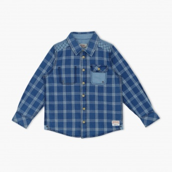 Kanz Chequered Shirt