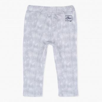Juniors Printed Lull Length Pants