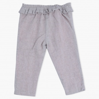 Giggles Textured Pants