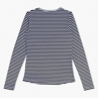 Posh Striped T-Shirt