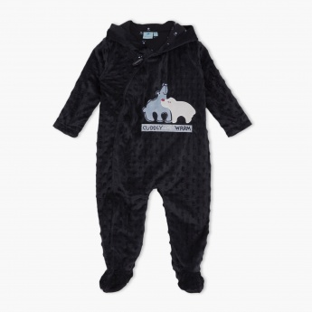Juniors Knitted Coverall