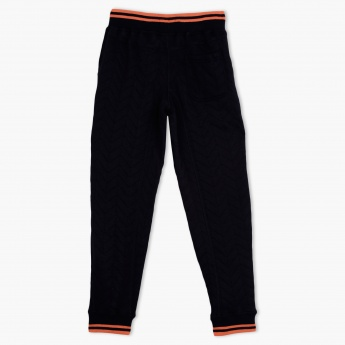 Maui & Sons Knitted Jog Pants
