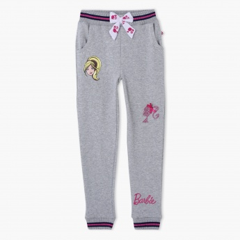 Barbie Embellished Jog Pants