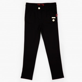 Hello Kitty Woven pants
