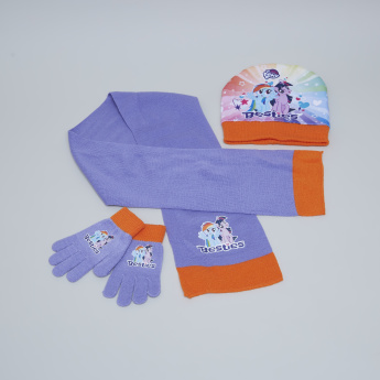 My Little Pony 3-Piece Winter Accessory Set