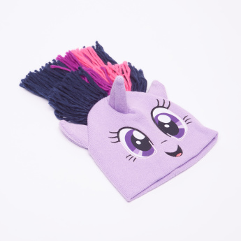 My Little Pony Applique Detail Cap with Fringes