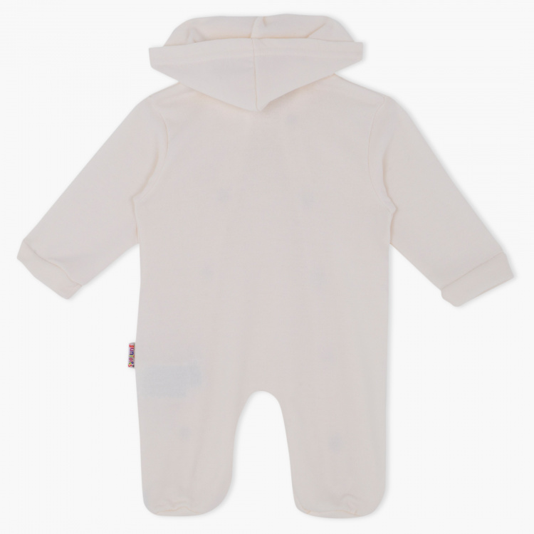 Juniors Long Sleeves Sleepsuit