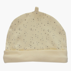 Juniors Triangle Print Cap