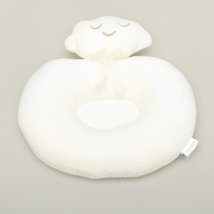 Juniors Cloud Oval Pillow