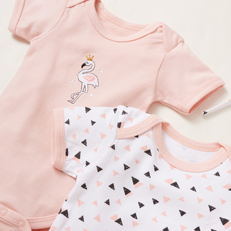 Juniors Printed 7-Piece Clothing Gift Set