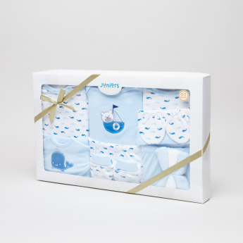 Printed 13-Piece Gift Set