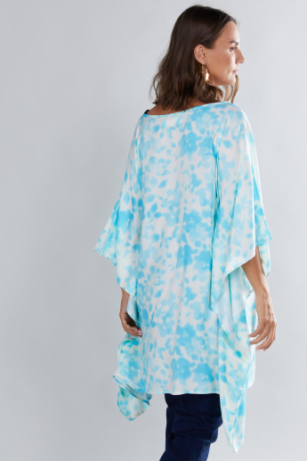 House of Napius Maternity Printed Kaftan