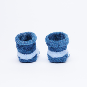 Juniors Textured Booties