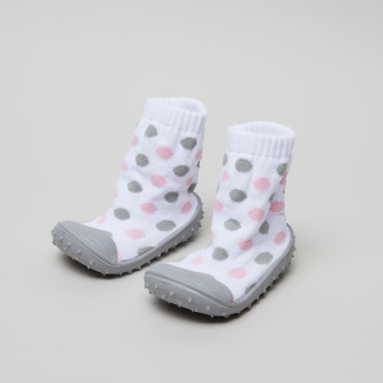 Juniors Printed Baby Shoes