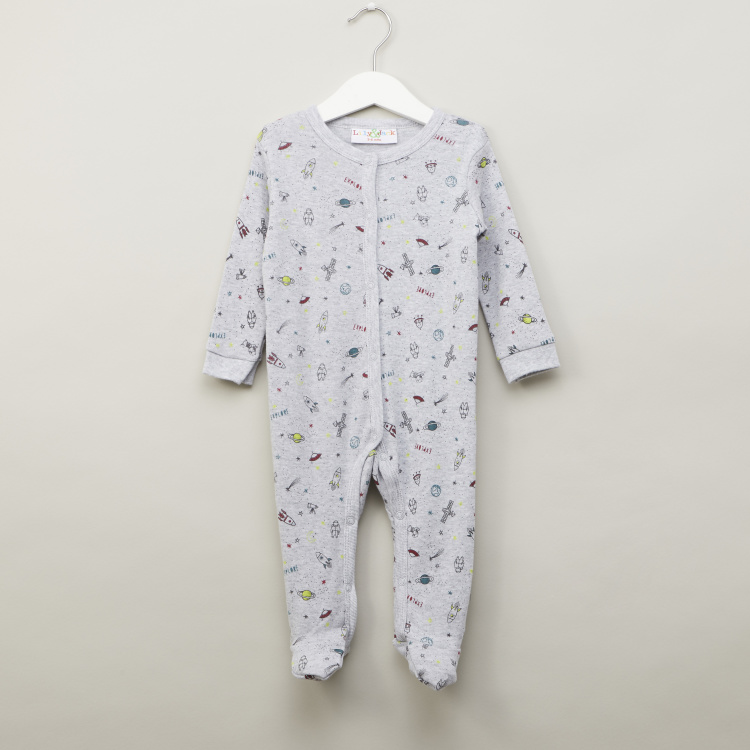 Lily & Jack Printed 5-Piece Clothing Set