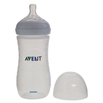 Avent Natural Feeding Bottle - 330 ml