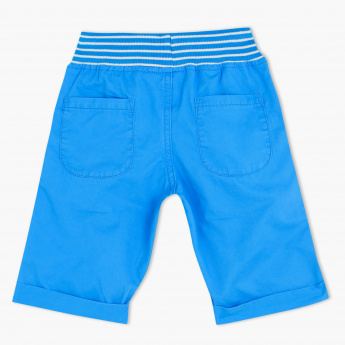 Juniors Woven Pull-On Shorts