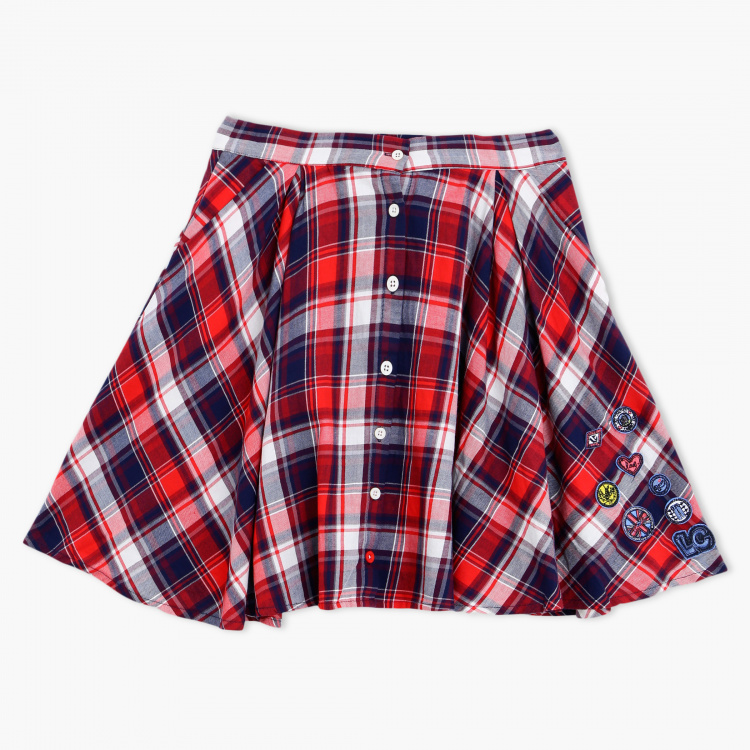 Lee Cooper Printed Skirt