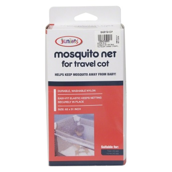 Juniors Mosquito Net for Travel Cot