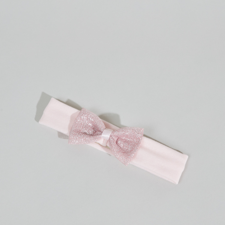 Giggles Bow Detail Headband