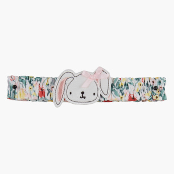 Juniors Floral Printed Head Band