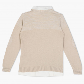 Eligo Long Sleeves Pullover