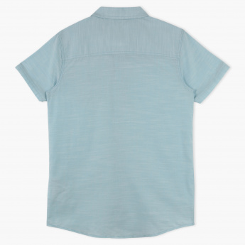 Posh Short Sleeves Shirt