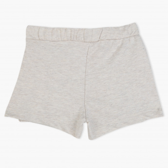 Juniors Frill Detail Shorts with Elasticised Waistband