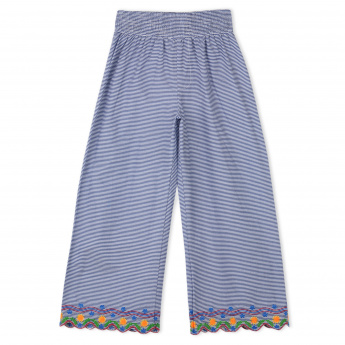Juniors Striped Palazzo Pants