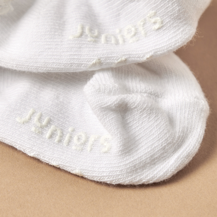 Juniors Frill Detail Socks