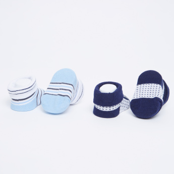 Juniors Assorted Booties - Set of 2