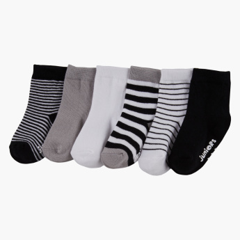 Juniors Socks - Set of 6