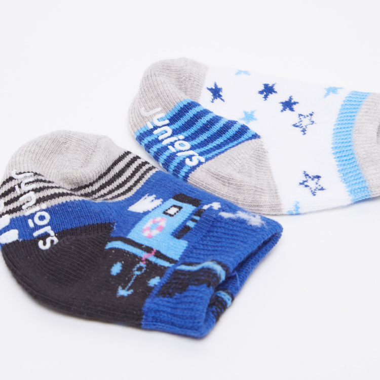 Juniors Assorted Socks - Set of 6
