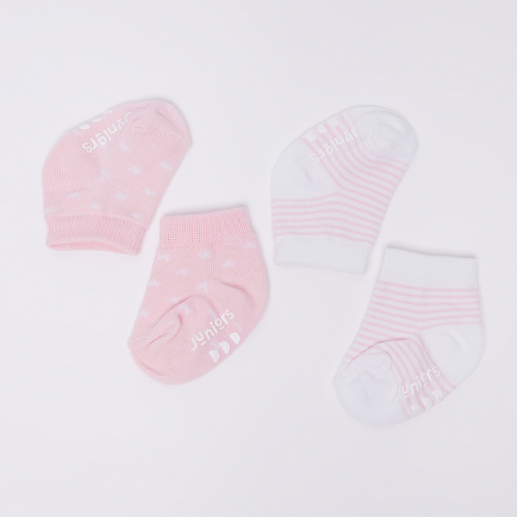Juniors Assorted Socks - Set of 2