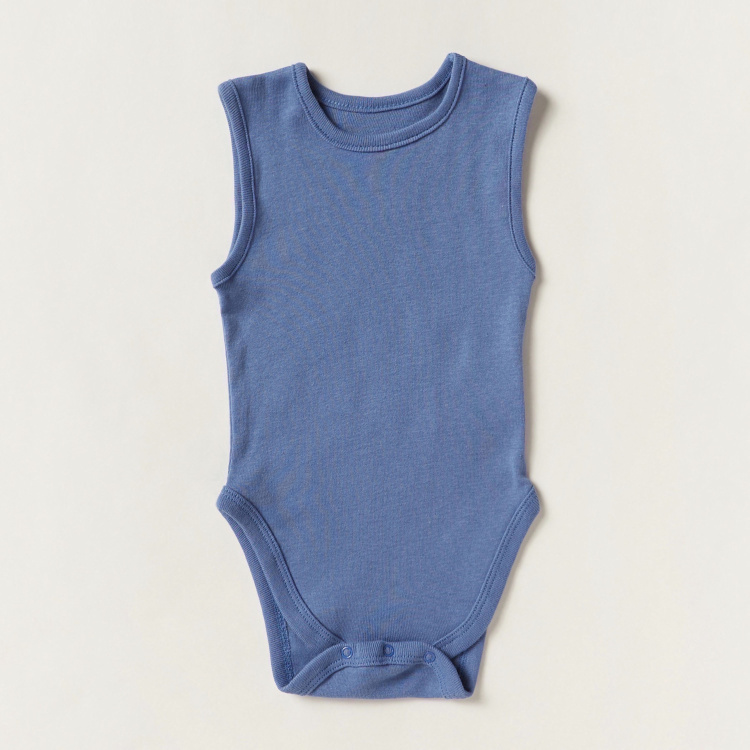 Juniors Sleeveless Bodysuit - Set of 3