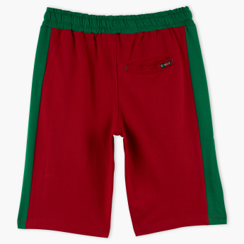 Juniors Pocket Detail Shorts with Elasticised Waistband