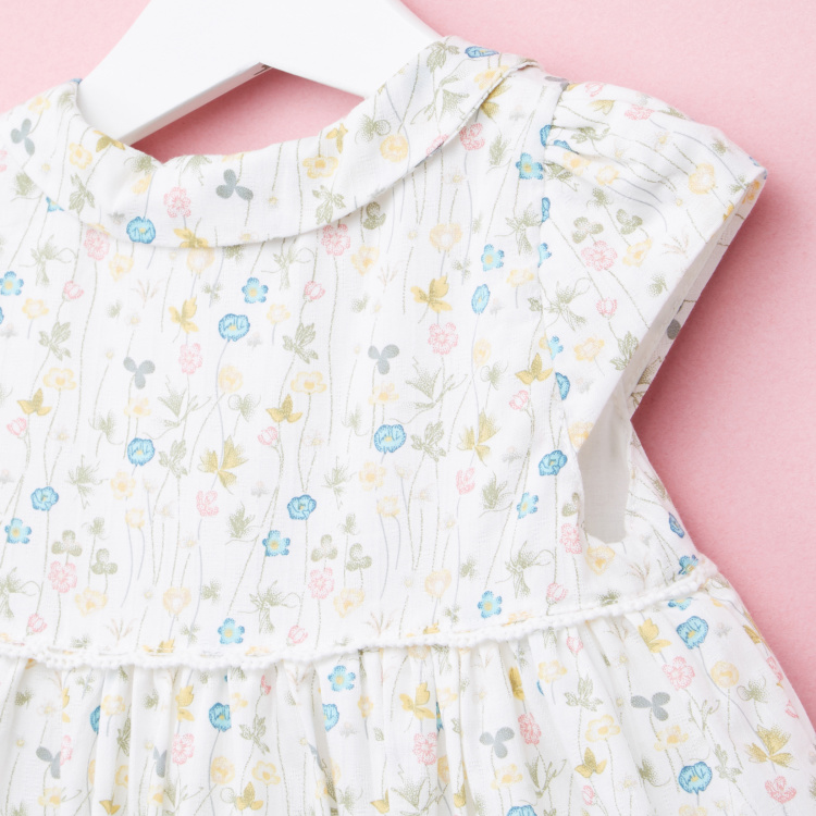 Giggles Floral Printed Dress
