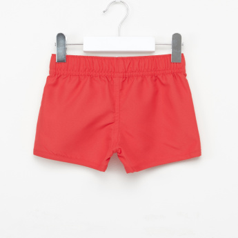 Juniors Bow Detail Shorts with Elasticised Waistband