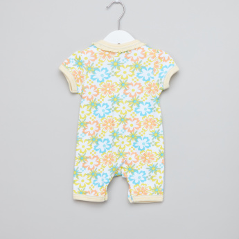 Juniors Printed Romper - Set of 2