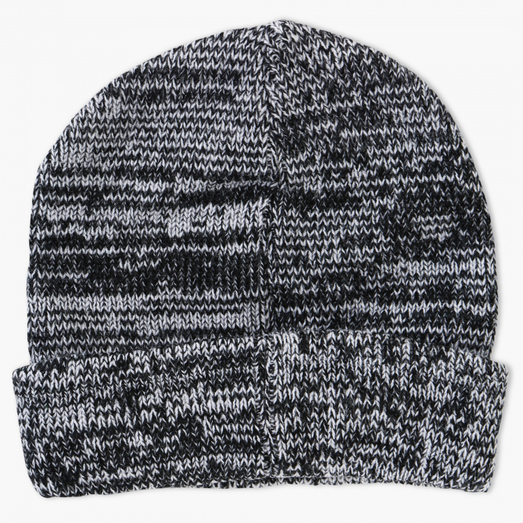 Juniors Embroidered Beanie Cap