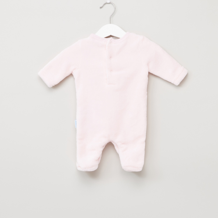 Juniors Closed Feet Sleepsuit