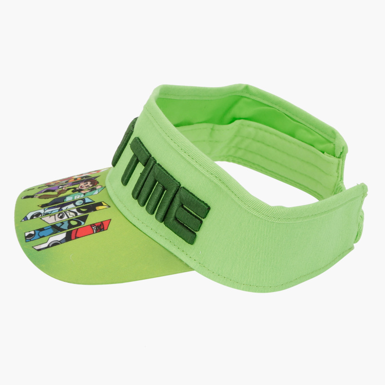 Ben 10 Embroidered Half Cap