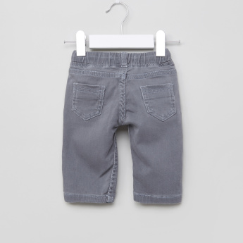 Juniors Basic Denim Pants