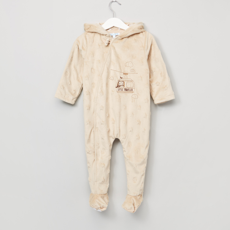Juniors Closed Feet Coverall