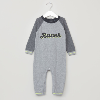 Juniors Raglan Sleeves Sleepsuit