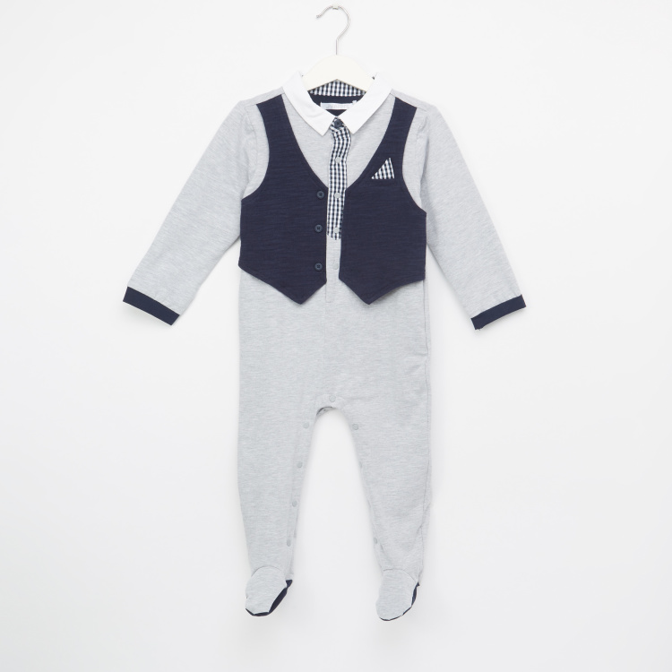 Juniors Coverall with Waistcoat